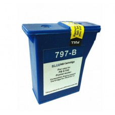 Pitney Bowes 797-0 Blue Compatible Ink Cartridge